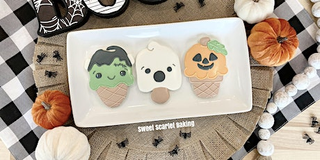 Halloween Adult & Child Cookie Decorating Class tickets