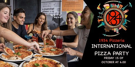 International Pizza Party tickets