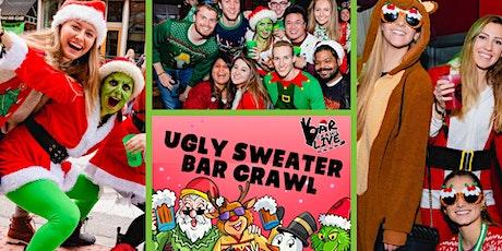 Official Ugly Sweater Bar Crawl | Detroit, MI - Bar Crawl LIVE! tickets