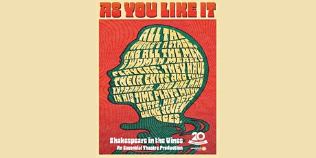 As You Like It by William Shakespeare in the Garden tickets