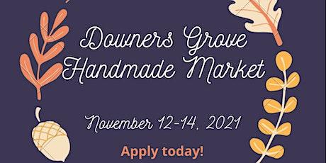 Downers Grove Handmade Market tickets