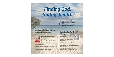 Find God, Finding Health tickets