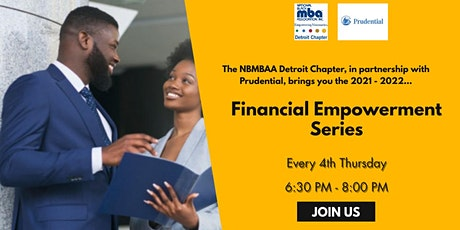 Financial Empowerment Series Wills and Estate Planning tickets