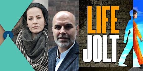 YEGPodfest Presents: In Conversation - Life Jolt tickets