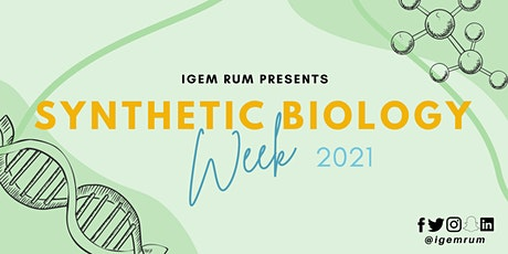Synthetic Biology Week 2021 tickets