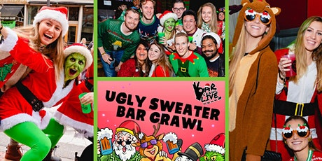 Official Ugly Sweater Bar Crawl | Raleigh, NC - Bar Crawl LIVE! tickets