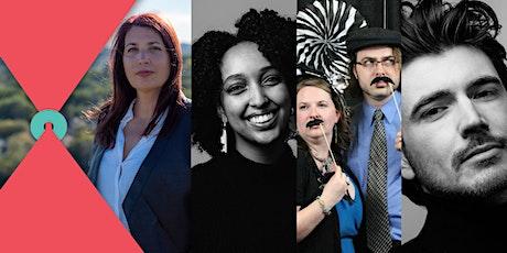 YEGPodfest Presents: Panel - Alberta Book Pods tickets