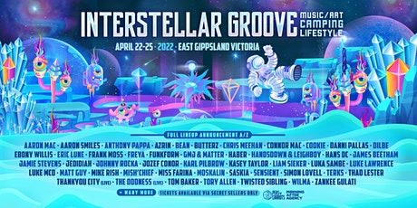 Interstellar Groove Festival 2022 tickets