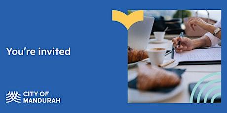 Mandurah Local Business Breakfast Forum 2021 tickets