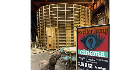 EXCITER LAMP CINEMA presents SLOW GLASS by John Smith (1988-91, 40 mins) tickets