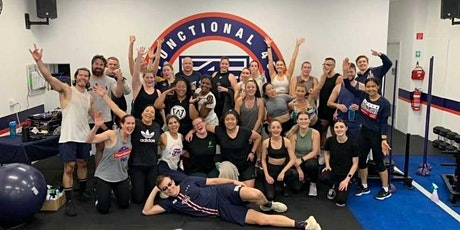 F45 Belmont Spring it On Challenge and Member Party! tickets