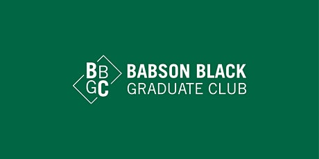 Welcome Back Mixer Hosted by Babson's Black Graduate Club tickets
