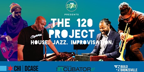 The 120 Project - an exploration in Jazz and House music tickets
