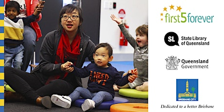 First 5 Forever toddler time - Bulimba Library tickets