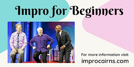Impro Cairns Free Trial Workshop for Beginners tickets