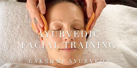 Ayurvedic Facial Therapist Training tickets
