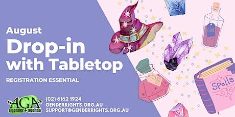 September Tabletop @ Drop-In ONLINE tickets