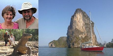 De Suwarrow (Îles Cook) jusqu'au Phang NGA en Thaïlande biglietti