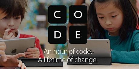 STEM ACADEMY - Hour Of Code tickets