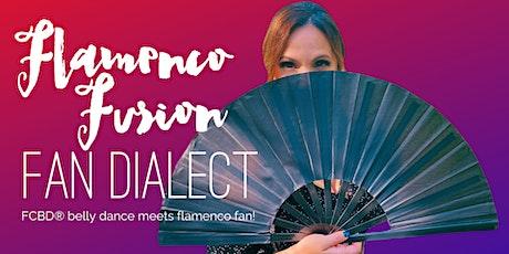 Flamenco Fusion Fan Dialect tickets