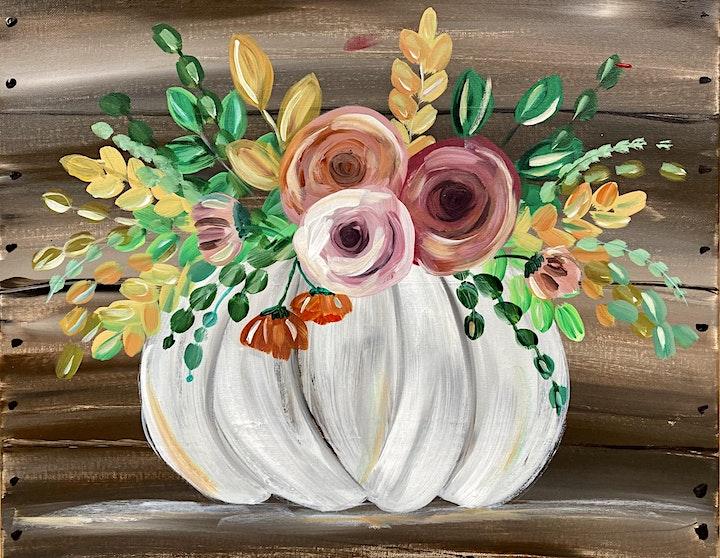 Paint & Sip at Alto Vineyards image
