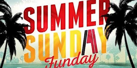 SUNDAY FUNDAY SUMMER PARTY CRUISE NYC tickets
