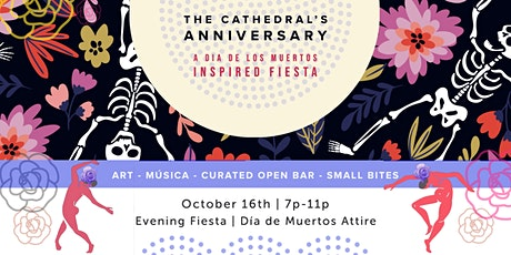 The Cathedral's Anniversary - Evening VIP Fiesta tickets