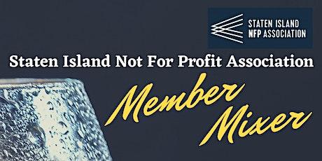 SINFPA Member Mixer: Nonprofit Staff Meet & Greet (in person!) tickets