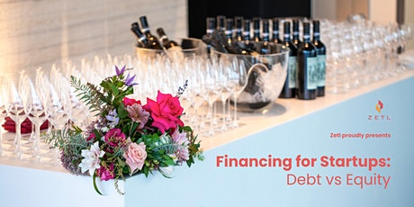 Financing for Startups: Debt vs Equity tickets