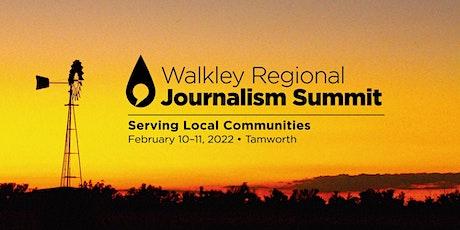 Walkley Regional Journalism Summit tickets