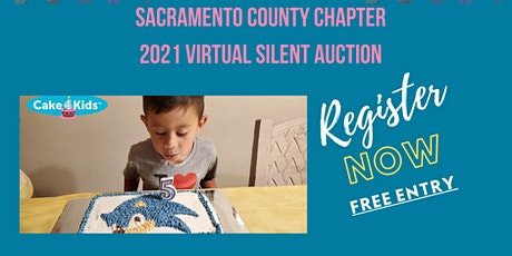 Cake4Kids Sacramento Silent Auction tickets