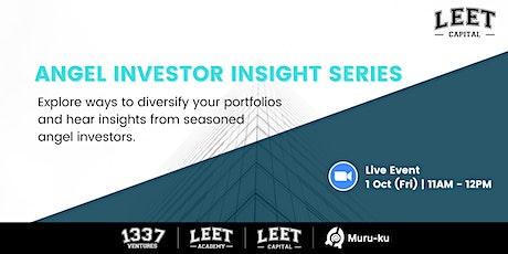 Angel Investor Insight Series tickets