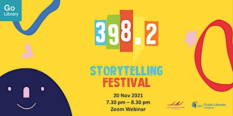 A Piece of Sun - Tales of Hope [398.2 Storytelling Festival 2021] tickets