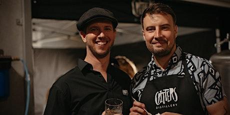 Critters Distillery Online Cocktail Masterclass tickets