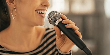 Merri Health Carers Week 2021 Singing Masterclass Online Event tickets
