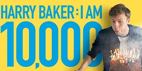 Harry Baker: I am 10,000 Tour - St Alban's tickets