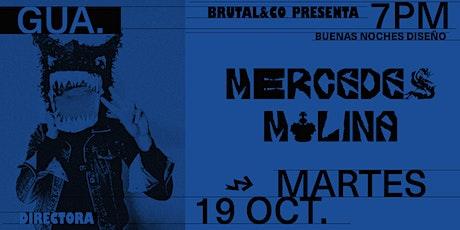 Buenas Noches: Mercedes Mólina entradas