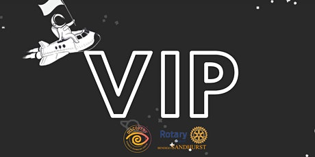 VIP! Afternoon Session tickets