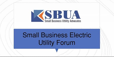 Small Business Electric Utility Forum tickets