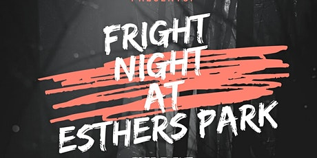 The Night Market Series Presents: Fright Night at Esthers park tickets