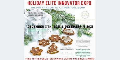 Holiday Elite Innovator Expo tickets