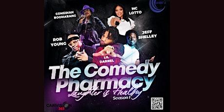 The Comedy Pharmacy  Season 1 - Halloween Night tickets