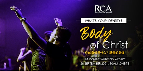 RCA Onsite Sunday Service (in the Sanctuary) tickets