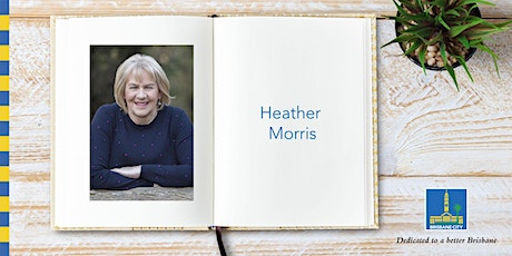 Meet Heather Morris  - Carindale Library tickets