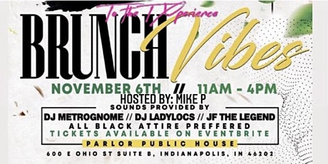 Brunch Vibes tickets