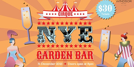 Cirque NYE Party at The Windsor Hotel tickets