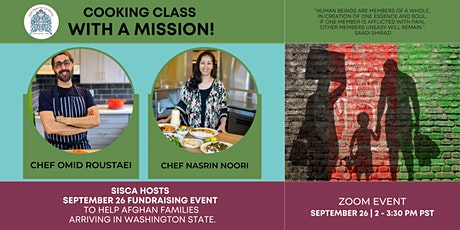 Cooking Class with a Mission! tickets
