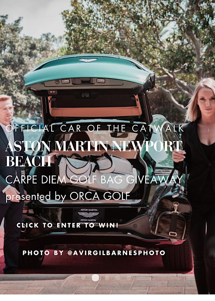 OC FASHION WEEK® Red Carpet Awards presented by Aston Martin Newport Beach image