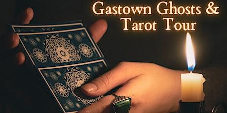 Gastown Ghosts & Tarot Tour tickets