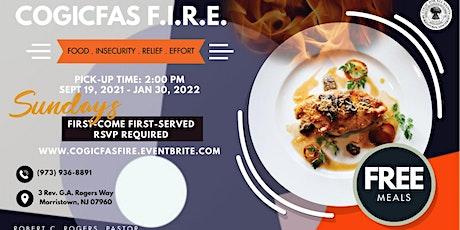 COGICFAS Fire/Incendio COGICFAS tickets